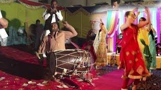 12 Dhool Beats - Mehndi Dance Dhool Beats -2018 Pakistani Dhol Master Waseem