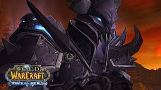 Ashbringer: The Return Of Tirion Fordring (wow Lore Video)