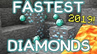 Download Fastest & Easiest Minecraft Method to find Diamonds! Video