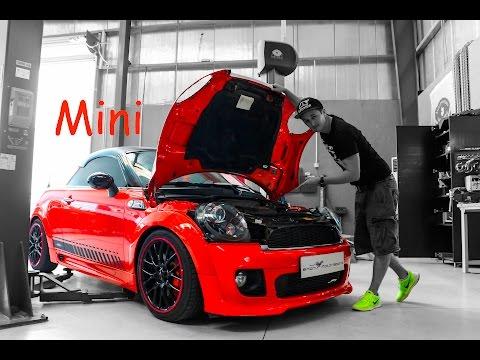 Krumm Mini R56 Jcw Vs Bmw 1er M Coupe M3 E92 Mini Coupe Jcw Vs