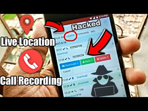 How to Record Other People Phone Calls Recording  And Track Live Location - For Android