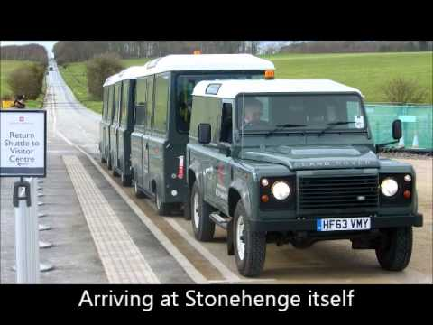 Stonehenge - What To Expect With New Visitor Centre