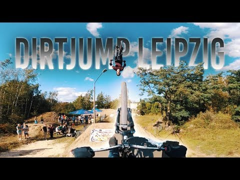 DIRTJUMP in LEIPZIG! - Mimo-Trails JAM
