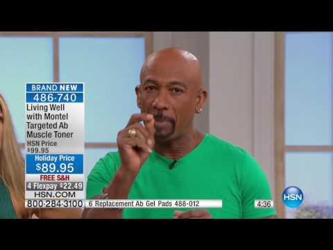 HSN   Living Well with Montel Premiere 10.01.2016 - 07 AM