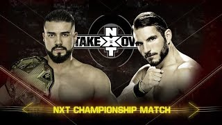 WWE NXT TAKEOVER PHILADELPHIA 2018 ► MATCH CARD PREDICTIONS