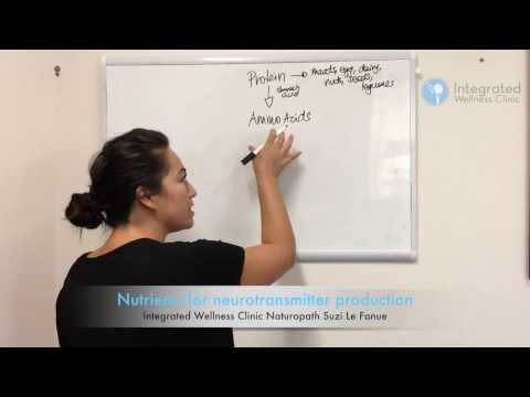 How to eat to increase neurotransmitters w Integrated Wellness Naturopath