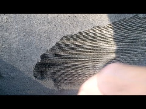 HVAC Evaporator Coil Cleaning