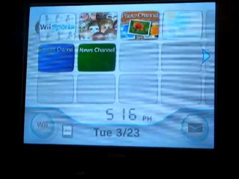 Tutorial:how to connect your wii to internet wireless