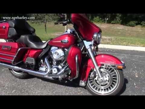 Used 2012 Harley Davidson FLHTCU Ultra Classic LOADED!