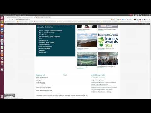 Adding Text & HTML to Widget Areas in WordPress