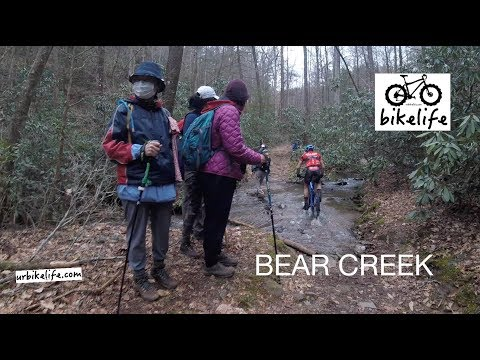 Bear Creek MTB Trail, Georgia
