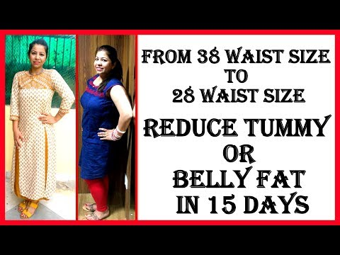 How To Lose Belly Fat Fast in 2 Weeks | Get a Flat Stomach Fast | Get Rid of Belly Fat | Fat to Fab