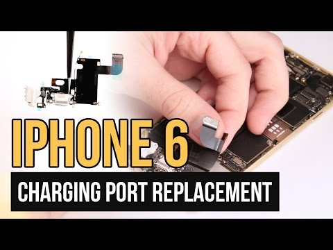 iPhone 6 Charging Port Replacement Video Guide