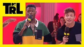 Matt Rife & DC Young Fly Play Flashcard Freestyle | TRL