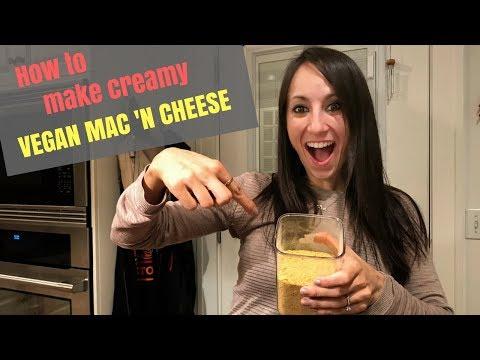 How to Make Vegan Macaroni and Cheese