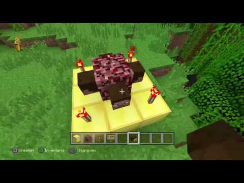 Minecraft: How To Spawn Herobrine 100% Works-Ps4/Ps3/XboxOne