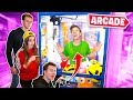KING OF THE ARCADE Challenge W Click
