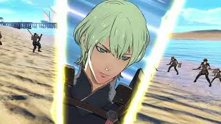 Fire Emblem Three Houses : Byleth Crit Quotes (Chris Niosi)