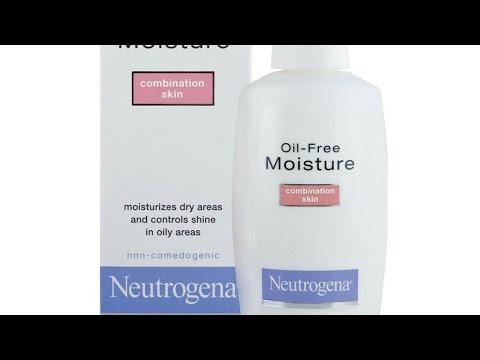 Neutrogena oil free moisturiser Review in Hindi
