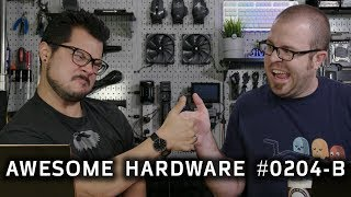 Radeon RX 5500 LEAKS OUT, Ryzen 3900 LEAKS OUT   Awesome Hardware #204-B