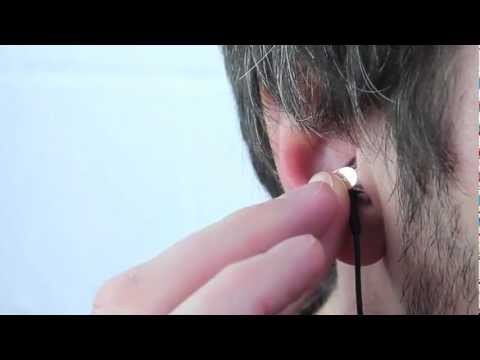 [How to video] Quite possibly the neatest and best DIY custom-fit earbuds ever...