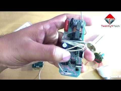 Electronic choke repair/CFL Bulb in hindi #3!! How to Find Value of Burnt Resistor!!