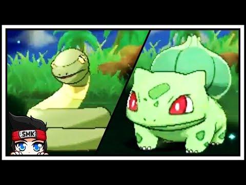 BACK TO BACK SHINY POKEMON! Bulbasaur & Ekans