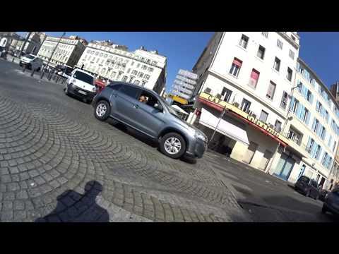 Marseille streets