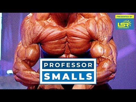 How To Get Shredded Like A Pro Bodybuilder | Professor Smalls