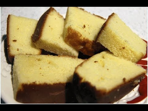 Delicious Simple Butter Cake