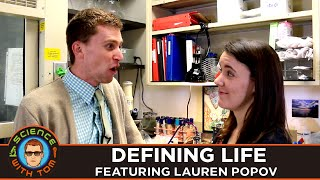 Defining Life - Science With Tom #1