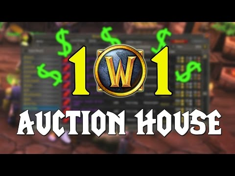 WoW 101 - Auction House