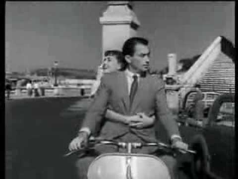 """""""Vacaciones en Roma"""". La Princesa que quería vivir (1953)"""