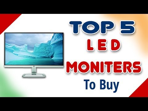 Top 5 Best LED Monitors in India to Buy | Best Sellers