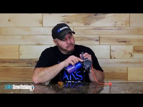 AMS Bowfishing Retriever Adjustments