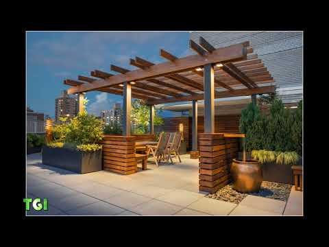60 Outdoor Terrace Ideas