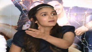 Alia Bhatt Gets Angry At Media Reporter At Kapoor And Sons Promotion