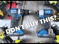 Hercules 20v Harbor Freight vs. Dewalt drill and impact driver