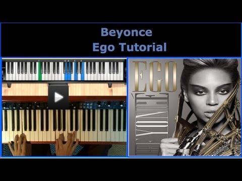 Beyonce   Ego Tutorial Trailer