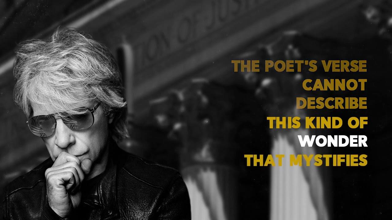 Bon Jovi- Beautiful Drug