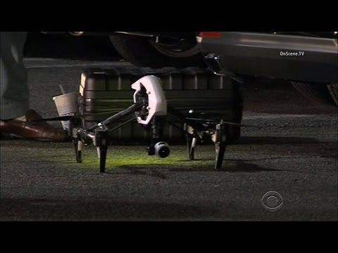 LAPD trying to crack down on illegal drones