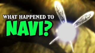 The DISAPPEARANCE of Navi? (Zelda Theory)