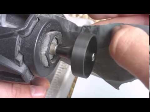 How To Make A Wide-Body Pinewood Derby Car Part 3: Wheels And Axles