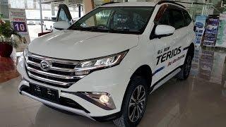 Daihatsu Terios R Deluxe 2018 MT 1.5