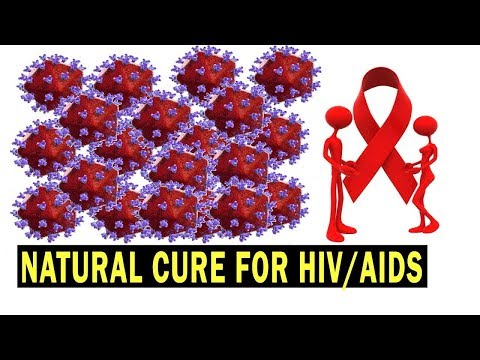 Natural Cure for HIV/AIDS