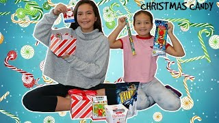 TRYING FUN HOLIDAY TREATS | SISTER FOREVER