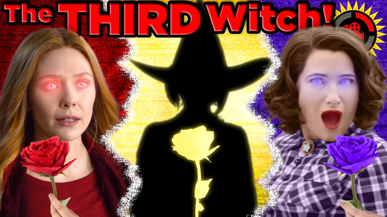 Film Theory: WandaVision, The Secret THIRD Witch Revealed!