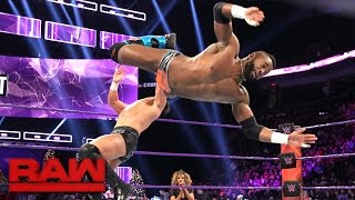 Cedric Alexander vs. Noam Dar: Raw, Dec. 19, 2016