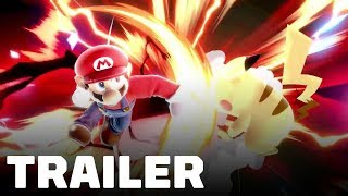 Super Smash Bros. Ultimate - Smash Rivals Anytime, Anywhere Trailer
