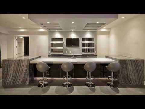 Leather Counter Stools Designs Ideas and Cool Photos